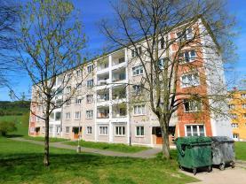 Prodej, byt 3+1, 67 m2, OV, Rotava, ul. Sídliště