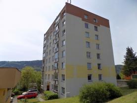 Prodej, byt 3+1, DV, 77 m2, Děčín - Bynov, ul. Na Vyhlídce
