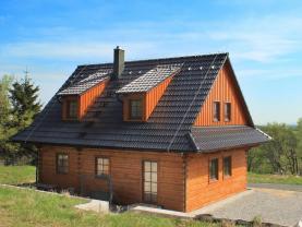 Prodej, rodinný dům 4+kk, 1300 m2, Cínovec