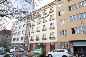 Pronájem, obchodní prostory, 55 m2, Praha 10 - Vršovice