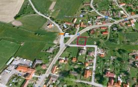Prodej, stavební pozemek, 648 m2, Opařany