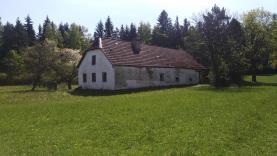 Prodej, chalupa, 7357 m2, Chroboly