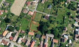 Prodej, stavební pozemek, 910 m2, Drmoul
