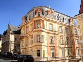 Prodej, byt 2+1, 54 m2 se zahradou 139 m2, Mariánské Lázně