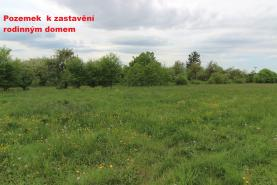 Prodej, pozemek, 2181 m2, Vysoká nad Labem