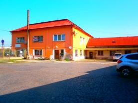 Prodej, komerční objekt, 1100 m2, Lovosice