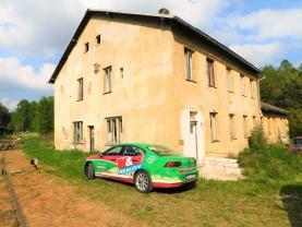 Prodej, rodinný dům 14+1, 342 m2, Skalná, Vonšov