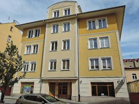 Prodej, garáž, 18 m2, Mariánské Lázně, ul. Dvořákova