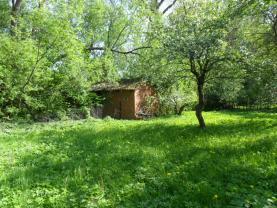 Prodej, zahrada 1072 m2, Stará Lípa