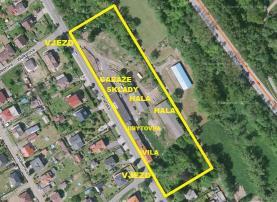 Prodej, výrobní objekt, 12 029 m2, Votice