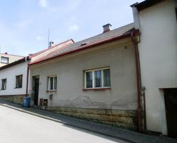 Prodej, rodinný dům, Lomnice nad Popelkou, ul. Nové město