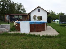 Prodej, zahrada, 401 m2, OV, Žatec, ul. Chomutovská