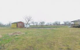 Prodej, stavební pozemek, 1274 m2, Vrbičany