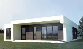 Prodej, rodinný dům na klíč, 820 m2, Toušice - Kouřim