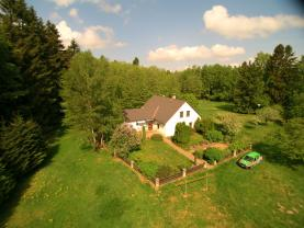 Prodej, rodinný dům, 8437 m2, Pláňavy – Vojtěchov
