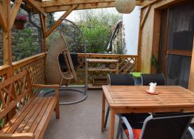 zastřešená terasa (Prodej, rodinný dům, Holedeček, 1 586 m2, okr. Louny), foto 4/43