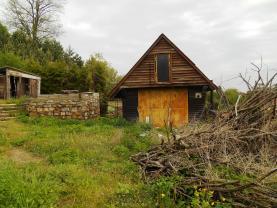 seník (Prodej, zahrada, 1348 m2, Mšené-lázně), foto 2/22