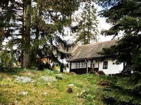 Prodej, chalupa, 63 m2 se zahradou 2083 m2, Lom u Stříbra