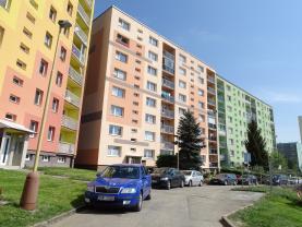 Prodej, byt 2+kk, 42 m2, Česká Lípa, ul. Bardějovská