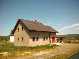 Prodej, rodinný dům, 4+1, 160m2, Újezd nad Zbečnem