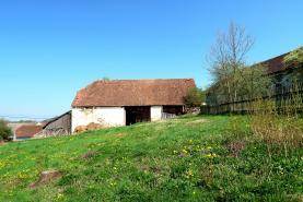 Prodej, zemědělská usedlost, 3360 m2, Žihobce - Rozsedly