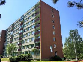 Pronájem, byt 1+1, 37 m2, Ústí nad Labem, ul. Gagarinova