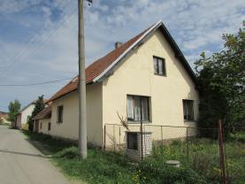 Prodej, rodinný dům 2+1, Velké Meziříčí - Mostiště