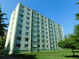 Prodej, byt 1+1, DV, 40 m2, Chomutov, ul. Kostnická