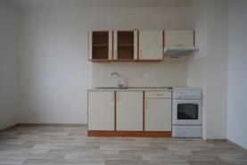 Pronájem, byt 1+1, 36 m2, Liberec, ul. Na Pískovně