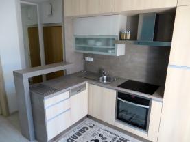Pronájem, byt 1+1, 32 m2, Plzeň, ul. Lesní