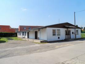 Pronájem, sklad, 353 m2, Brno - Židenice