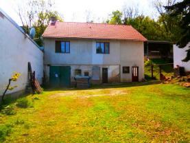 Prodej, rodinný dům 4+1, 125 m2, Libochovice-Poplze