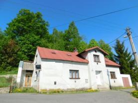 Prodej, rodinný dům, Smržovka, ul. Kostelní