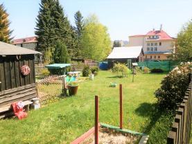 Prodej, zahrada, 406 m2 Abertamy, ul. Hornická