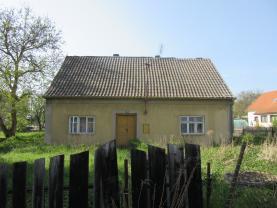 Prodej, rodinný dům 3+1, 1039 m2, Svojkovice
