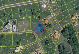 Prodej, stavební parcela, 987 m2, Jenišov