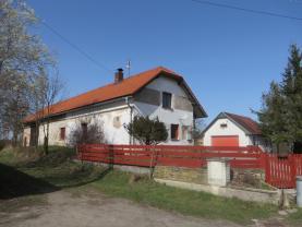 Prodej, chalupa, 2013 m2, Chlístovice