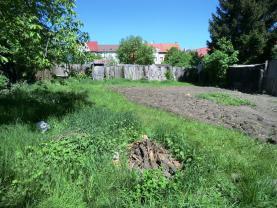 Prodej, zahrada, 400 m2, Chomutov, ul. Nádražní