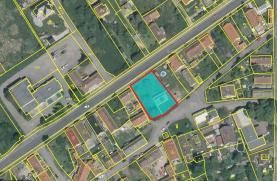 Prodej, stavební pozemek, 1039 m2, Svojkovice