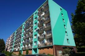 Prodej, byt 2+1, 63 m2, OV, Chomutov, ul. Březenecká