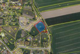 Prodej, stavební pozemek, 1041 m2, Kochánov
