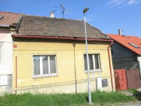 Prodej, rodinný dům 2+1, 80 m2, Švermov, ul. Jungmannova