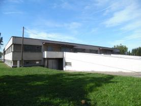 Pronájem, garážové stání, 18 m2, Pardubice - Drážka