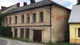 Prodej, nájemní dům, Hradec nad Svitavou