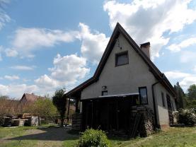 Prodej, chata 4+1, 582 m2, Hůrky