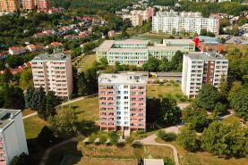 Prodej, byt 2+kk, 35 m2, Brno - Kohoutovice, ul. Chalabalova
