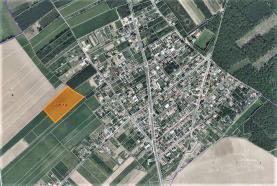 Prodej, orná půda, 14460 m2, Vědomice