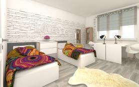 Prodej, byt 3+kk, 85 m2, Litovel, ul. Palackého