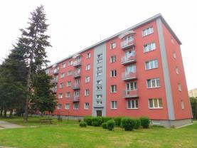 Pronájem, byt 3+1, 73 m2, Přerov, ul. Svisle