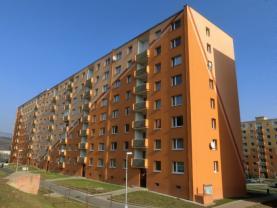 Pronájem, byt 1+1, 36 m2, DV, Jirkov, ul. Na Borku